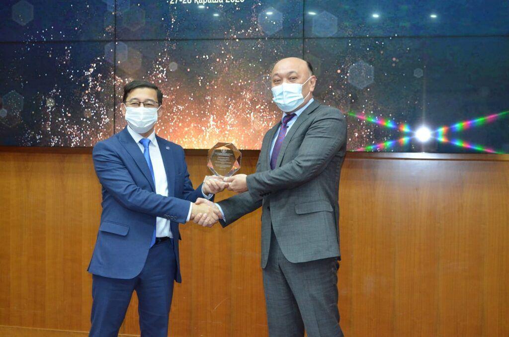 Церемония награждения победителей национального конкурса «Qazaqstan Project Management Awards 2020»