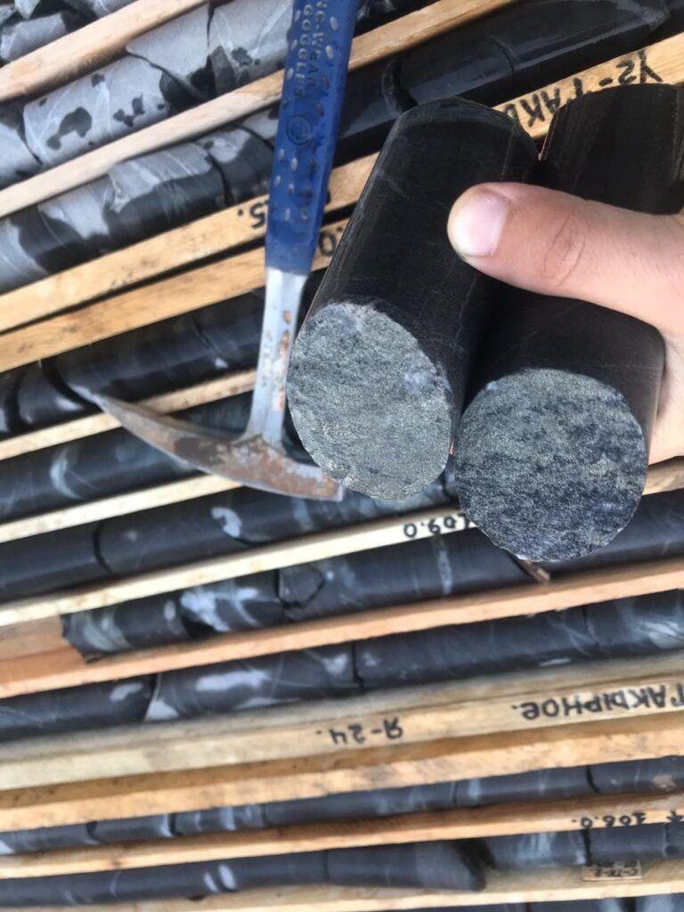 АО «Казгеология» продолжает геологоразведочные работы на участке Такырное