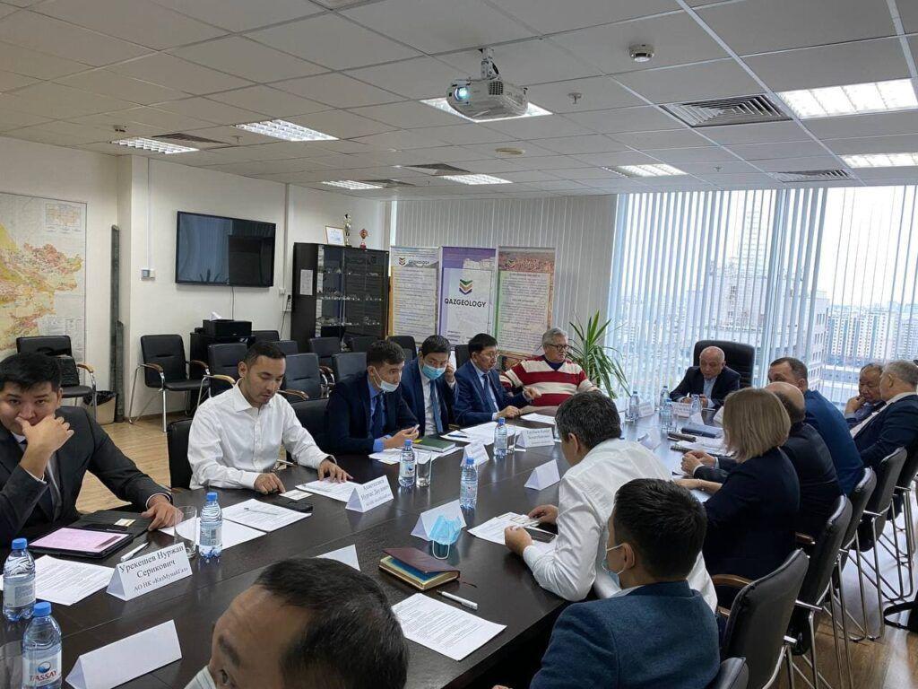 Пресс-Релиз совещания государственных геологоразведочных компаний «Казгеология» и «Росгеология»